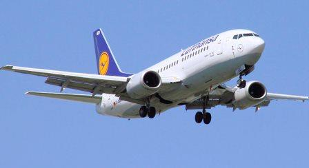 Авиабилеты авиакомпании Lufthansa