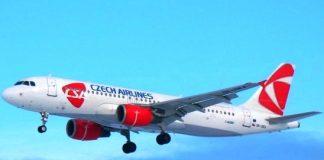 Авиабилеты авиакомпании Czech Airlines (Чехия): заказ билетов
