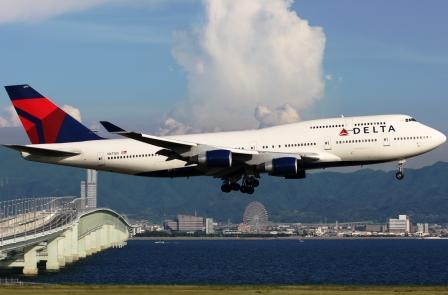 Авиабилеты компании «Delta AirLines» (Дельта эирлайнс)