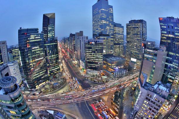 Особенности отдыха в Южной Корее