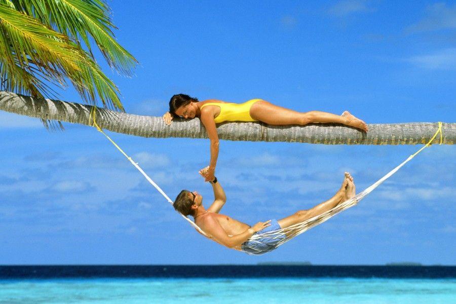 Отдых на Мальдивах на двоих