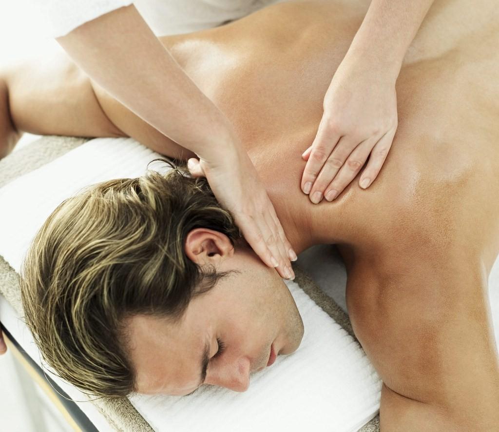 Тайский боди массаж телом