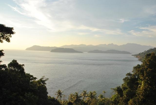 Залив Салак Пет на острове Ко Чанг