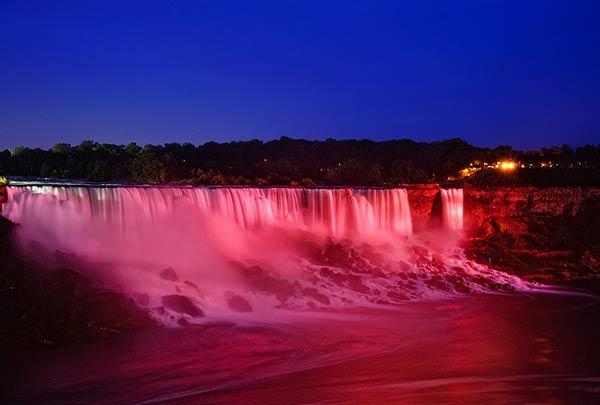 Лаосский водопад Хоанг Си