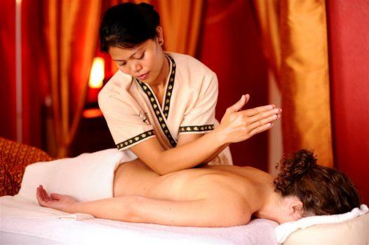 Тайский массаж в Тайланде