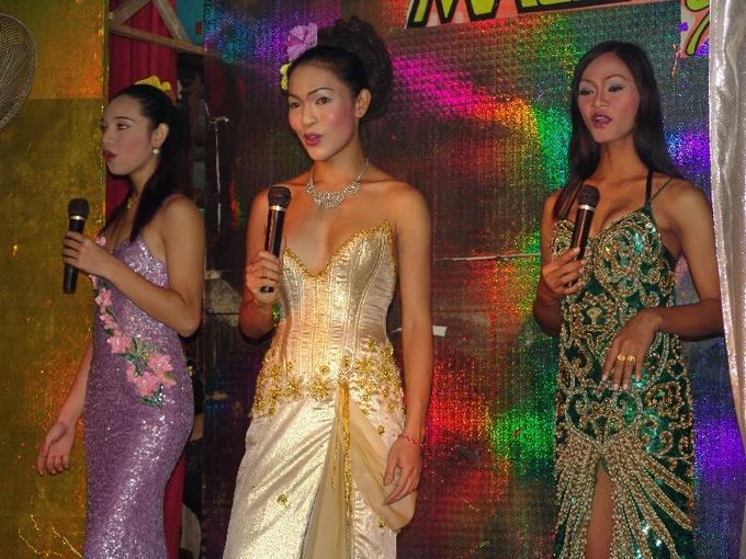Ночная жизнь Пхукета - Тайланд