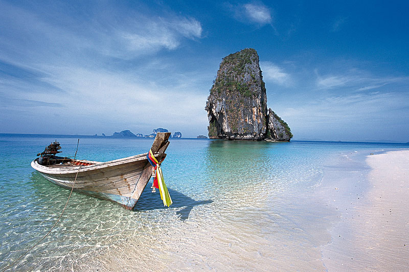 Острова Краби (Тайланд) - девственные уголки природы Азии