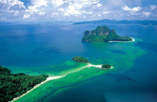Острова Пхи-Пхи (Тайланд) - одно из самых романтичных и милых мест!