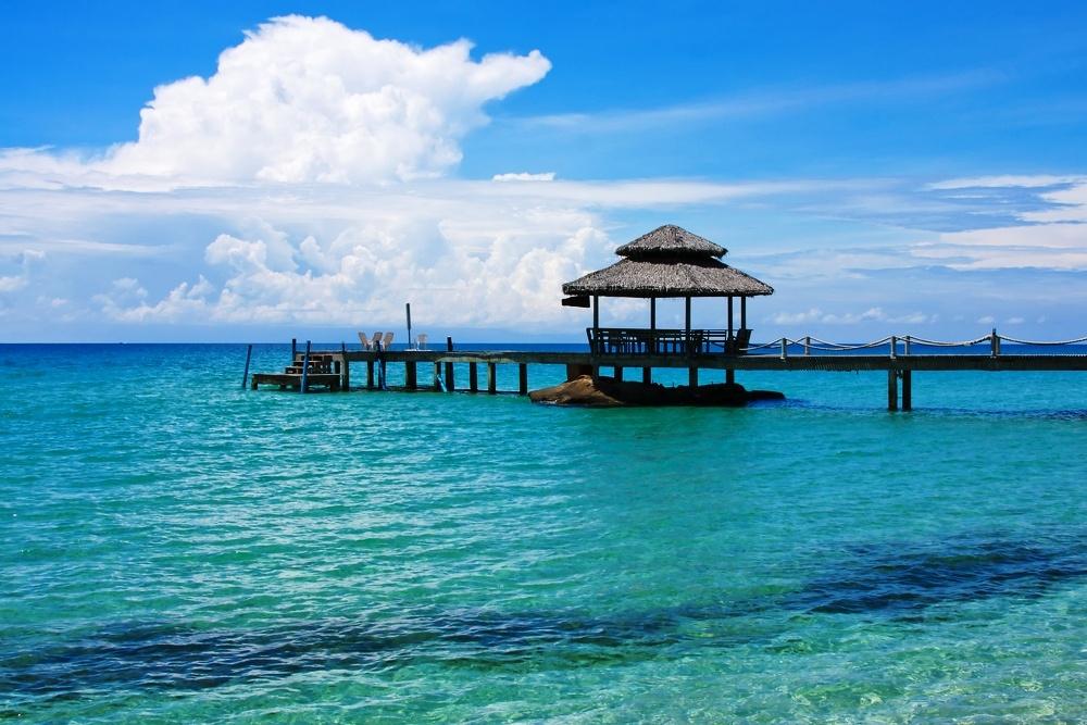 Остров Ко Вай (Koh Wai) идеальное место для отдыха на пляже
