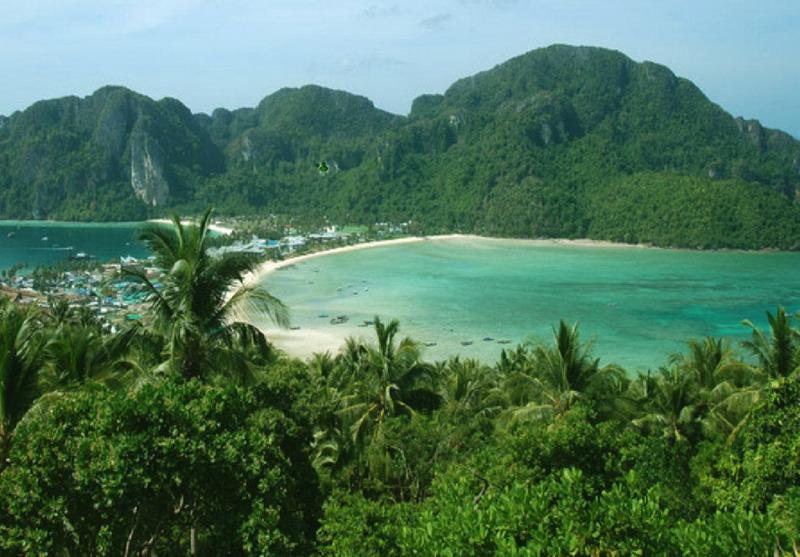 Лаосские острова достойны восхищения и похвалы