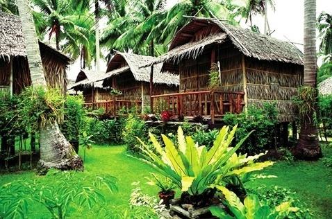 Рыбацкая деревня Банг Бао на острове Ко Чанг