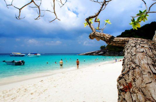 Симиланские острова (Similan Islands) Тайланда. Отдых на Симиланах