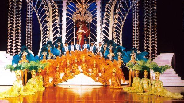 Шоу трансвеститов в Тайланде «Саймон» (Phuket Simon Cabaret Show)