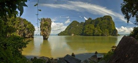 Остров Джеймса Бонда - Тайланд