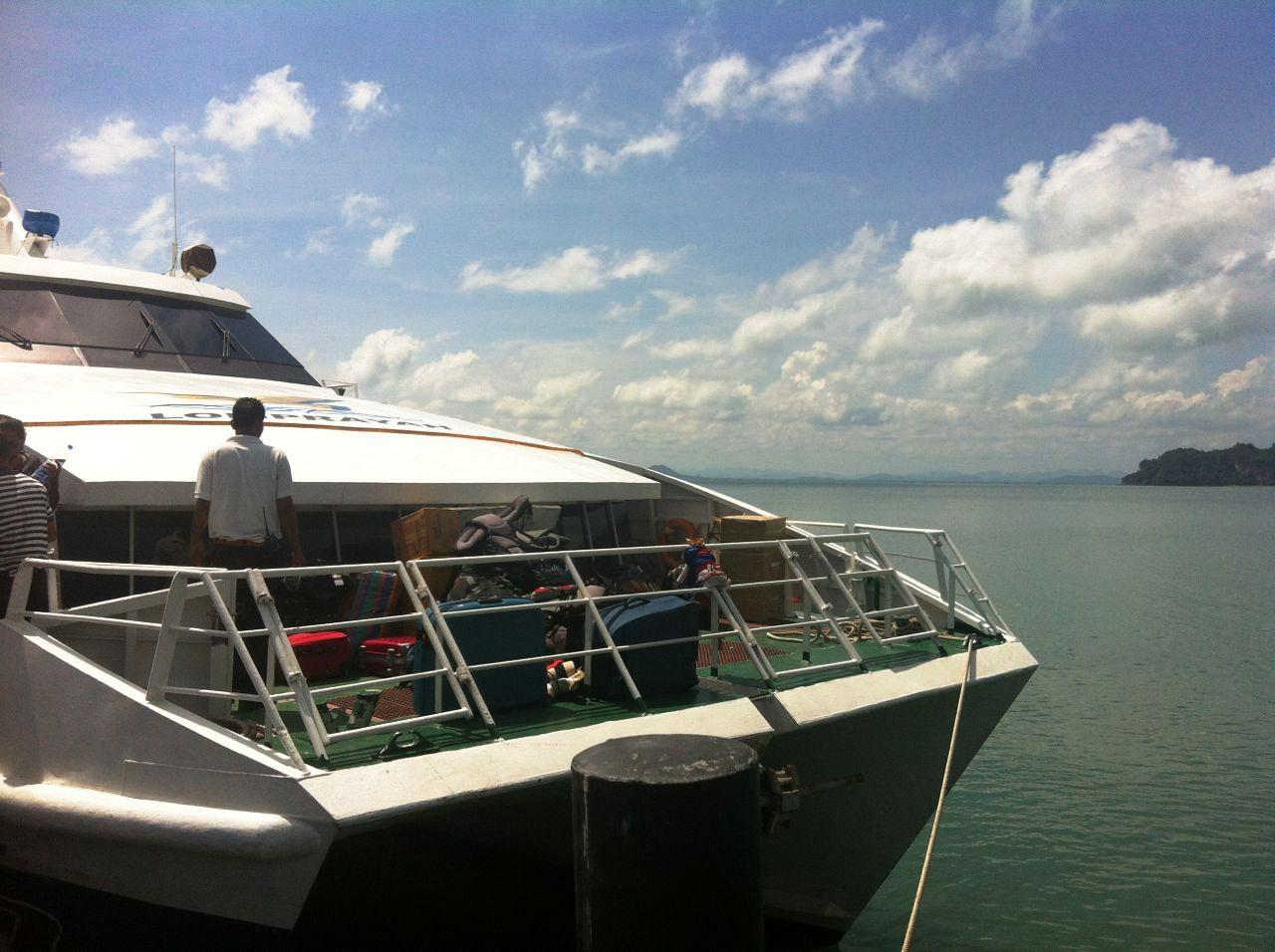 Морские круизы по островам Тайланда, как они проходят