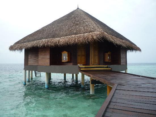 Рейтинг лучших отелей на Мальдивах