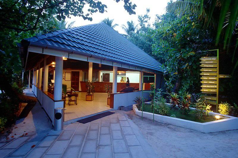 Лучшие отели на Мальдивских остравах