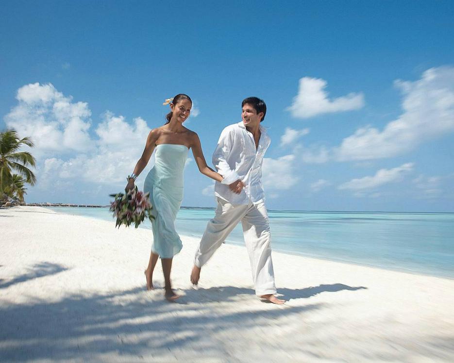Сколько стоит свадьба на Мальдивах