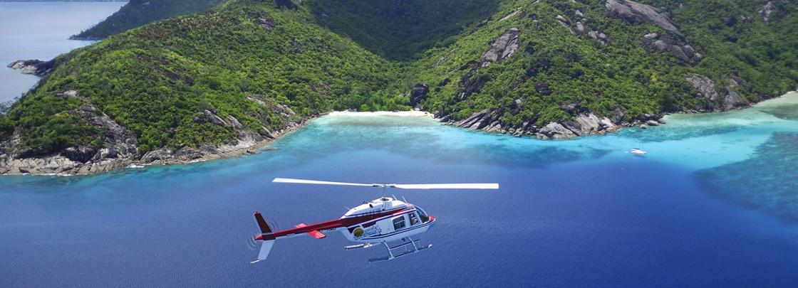 Экскурсия на вертолёте по Тайланду - Все лучшие места острова!