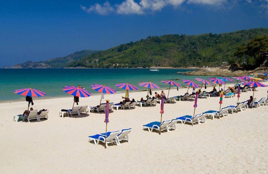 Спокойный отдых в тайланде