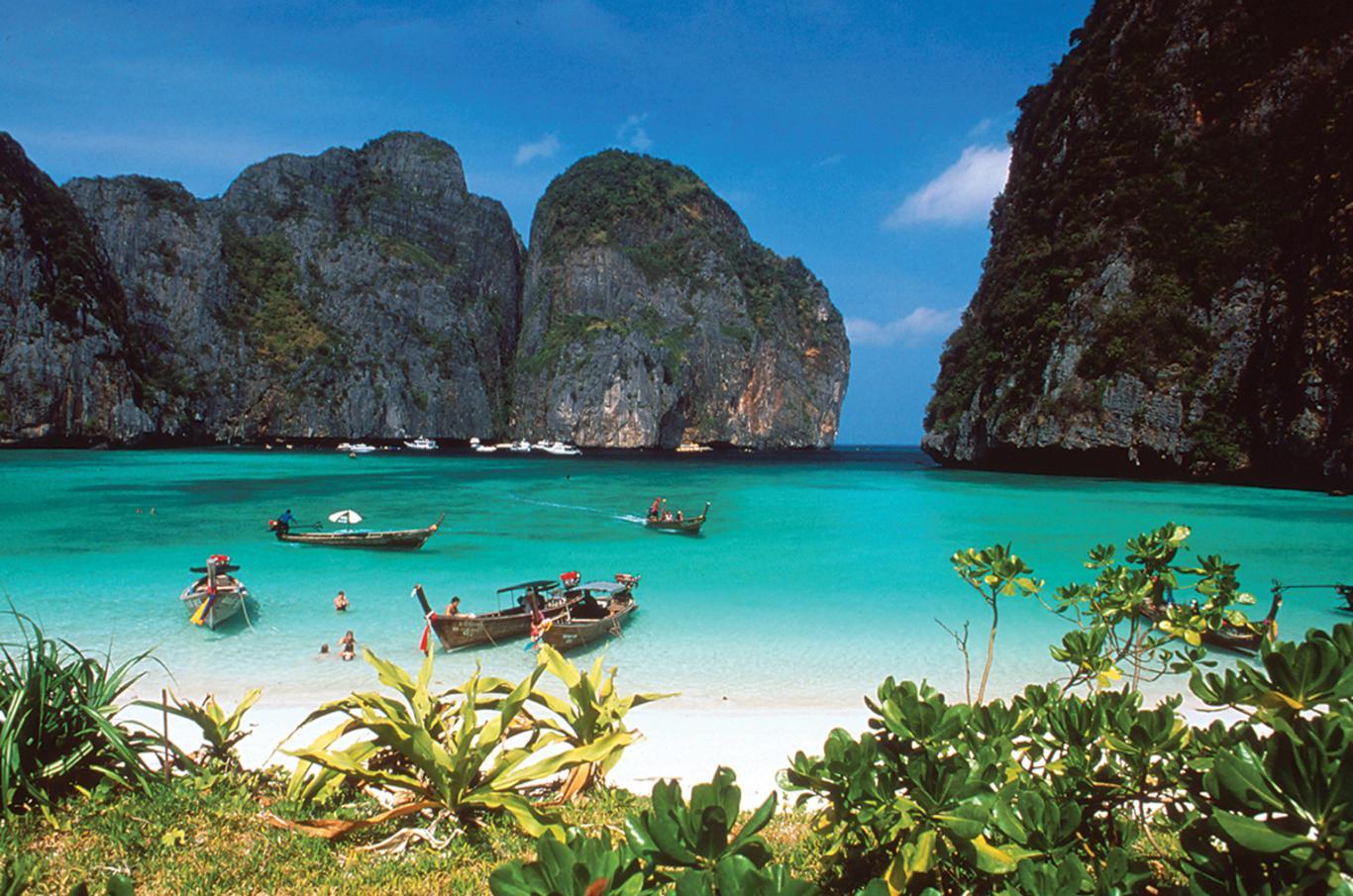 Сезон отдыха в Тайланде