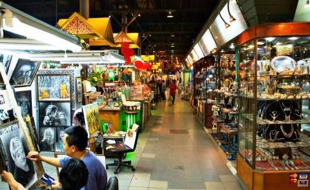 Мартовский Тайланд и шоппинг