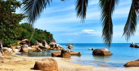Тайланд в августе Самуи