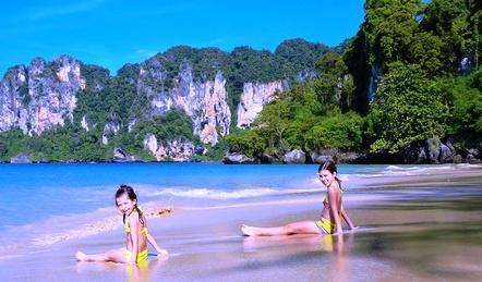 Детский отдых в Тайланде