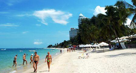 Пляжи Паттайи - Тайланд