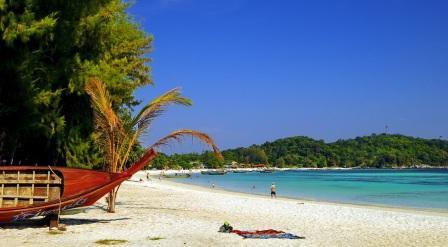 Пляжный отдых в Тайланде - лучшие чистые и белоснежные пляжи курорта