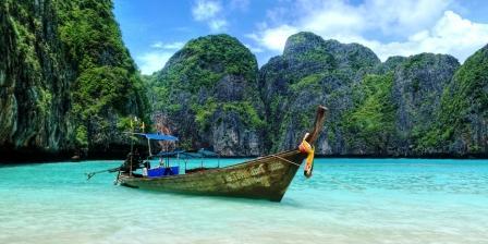 Острова Тайланда с белым песком