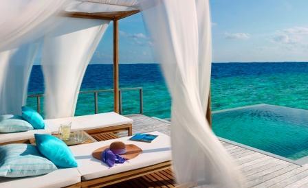 Отдых на Мальдивах весной почти как летом и зимой