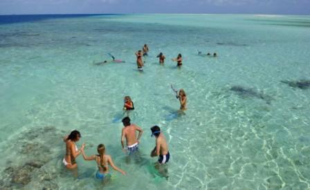 Весенний отдых на Мальдивах