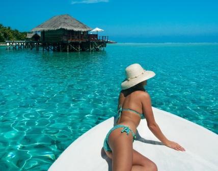 Новогодний отдых на Мальдивах