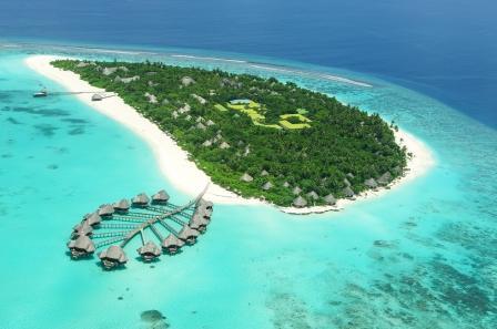 Отдых летом на Мальдивах