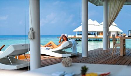 Отдых весной на Мальдивах