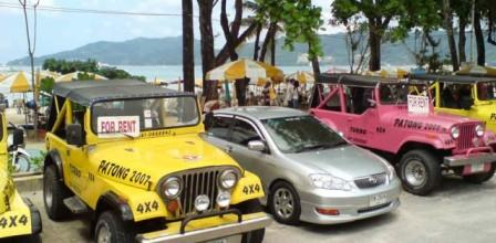 Аренда авто в Тайланде, как взять машину на прокат? Что нужно знать?