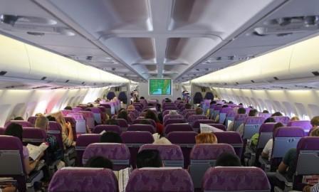 Транзитный рейс до Тайланда из Москвы и других городов России