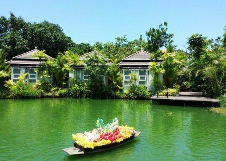 Ботанического сада острова Пхукет