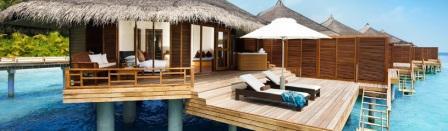 Бронирование семейного отеля на Мальдивах