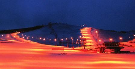 Курорт Sky Resort в Монголии