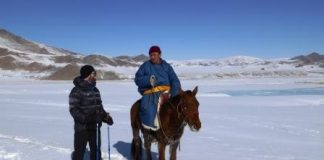 Курорты Монголии Sky Resort