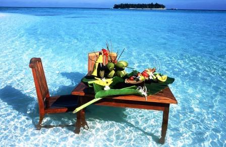 Мальдивы в январе
