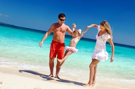 Отдых с детьми на Мальдивах - отели, еда и детские развлечения