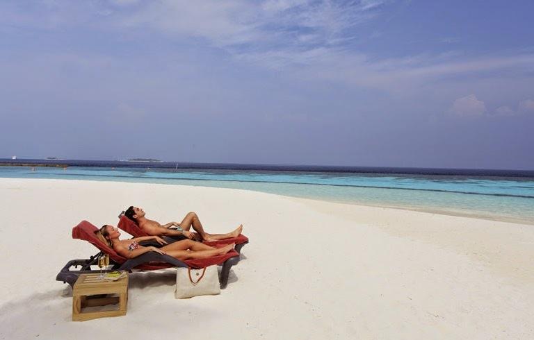 Погода на Мальдивах в апреле - температура воды и воздуха, климат