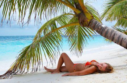 Погода на Мальдивах в марте - температура воды и воздуха, климат