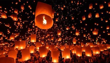 Праздники в Тайланде, фестивали и народные гуляния