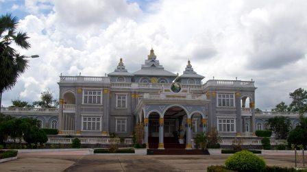 Президентский дворец Лаоса