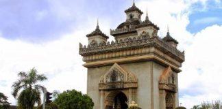 Столица Лаоса Вьентьян - миниатюрный азиатский город