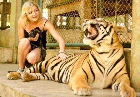Экопарк Королевство тигров Пхукет